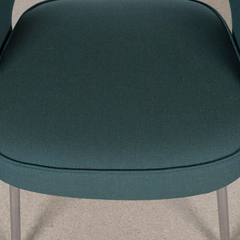 Eero Saarinen Executive Armchairs for Knoll and De Coene For Sale 3