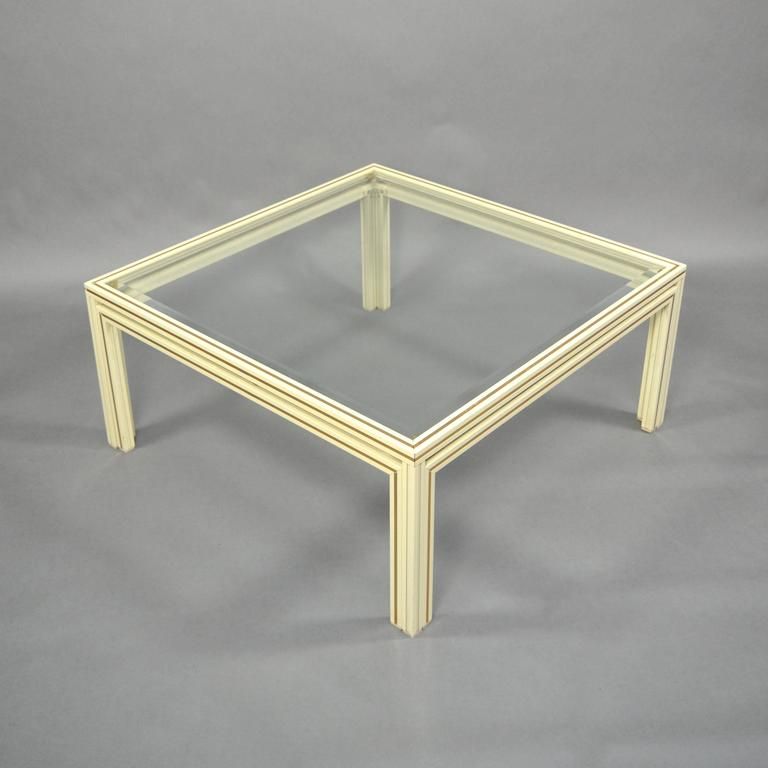 Pierre Vandel Paris Coffee Table France 1970s For Sale At 1stdibs