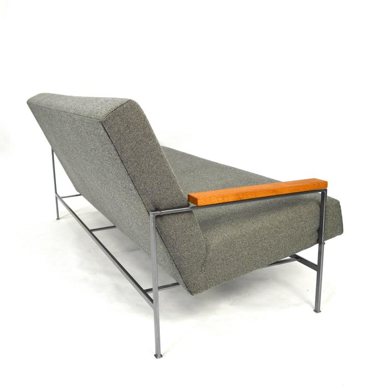 Reupholster Sleeper Sofa: Reupholstered Sofa By Rob Parry For Gelderland, 1950s At