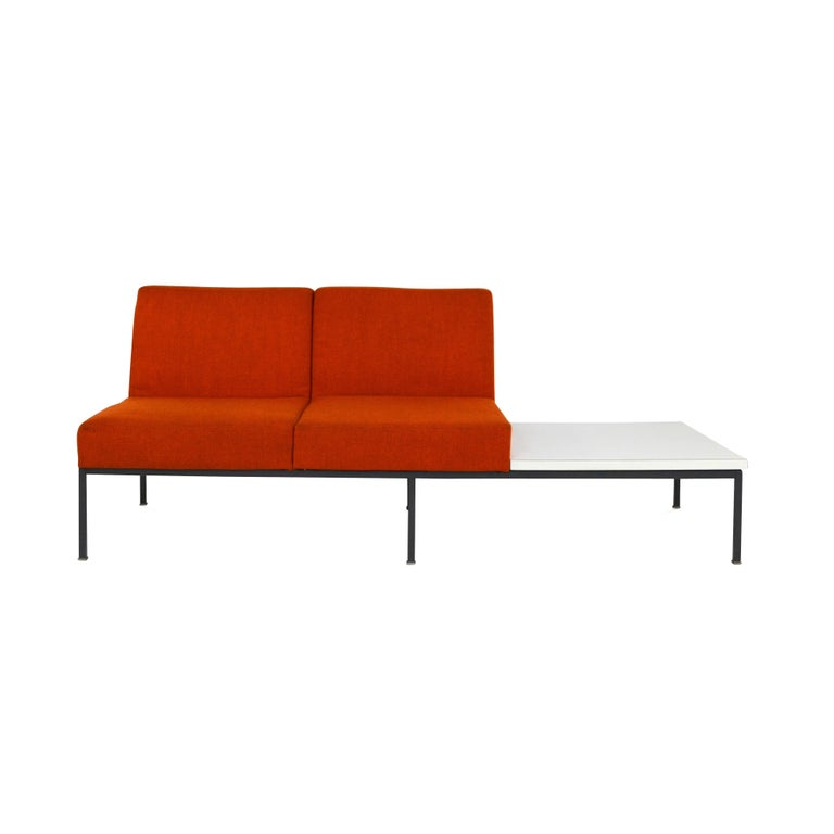 Sofa Table With Seating: Sofa With Coffee Table 070 Series By Kho Liang Ie For