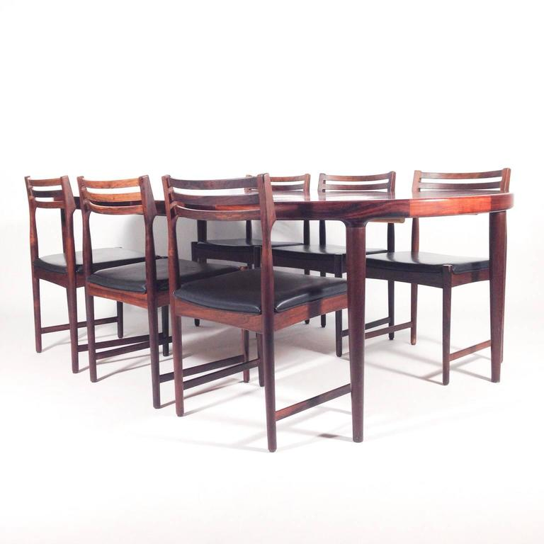 Danish Rosewood Dining Set by Severin Hansen for Bovenkamp  : IMG5006l from www.1stdibs.com size 768 x 768 jpeg 39kB