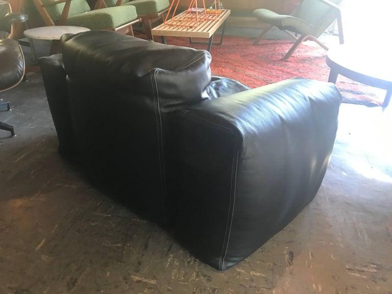Jasper Morrison Cappellini Quot Superoblong Quot Leather Bean Bag
