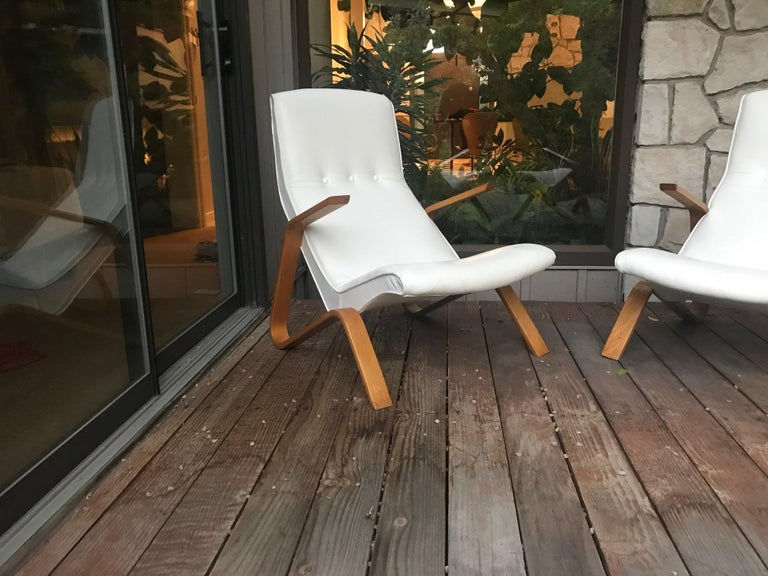 Great condition White leather upholstery.