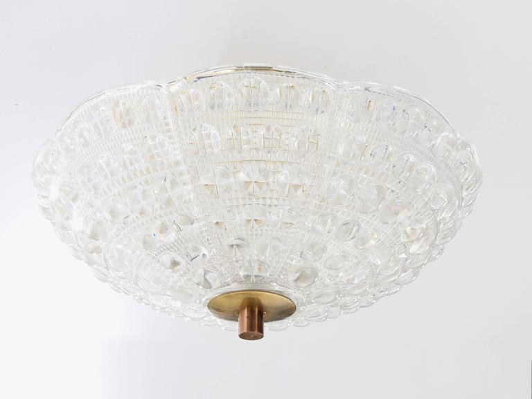 Mid Century Modern Ceiling Light By Carl Fagerlund For Sale At 1stdibs