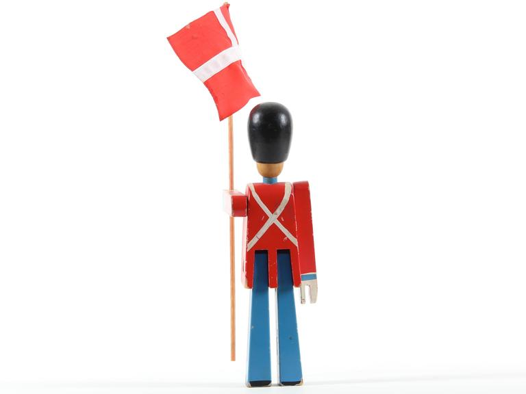 Mid-20th Century Royal Guardsman Designed by Kay Bojesen For Sale