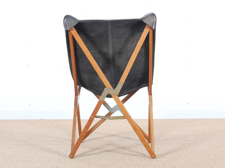 Delicieux American Tripolina Chair By Joseph B. Fenby For Sale