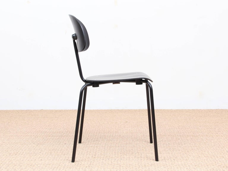 German Mid-Century Modern Chair Model S 188 For Sale