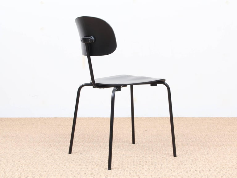 Mid-20th Century Mid-Century Modern Chair Model S 188 For Sale