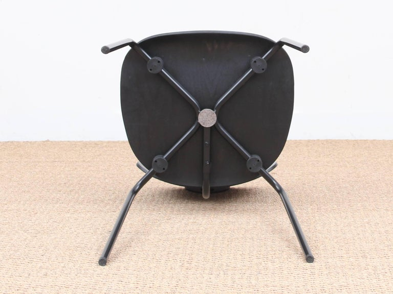 Mid-Century Modern Chair Model S 188 For Sale 2