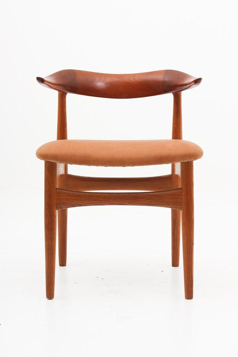 Set of Eight Danish Dining Chairs