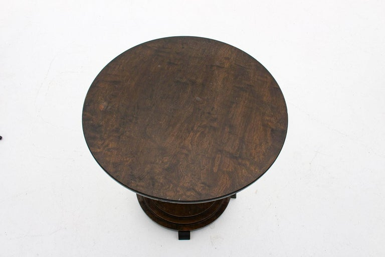 20th Century Swedish Art Deco Coffee or Side Table For Sale