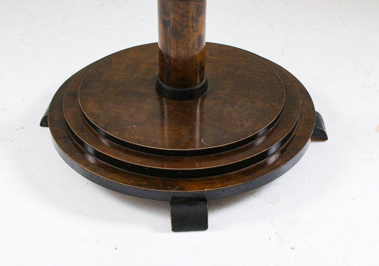 Swedish Art Deco Coffee or Side Table For Sale 1