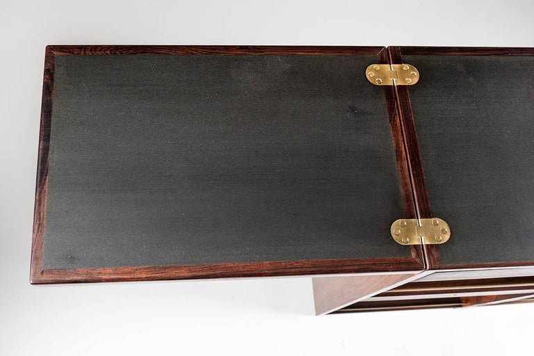 20th Century Danish Bar Cabinet by Reno Wahl Iversen for Dyrlund For Sale