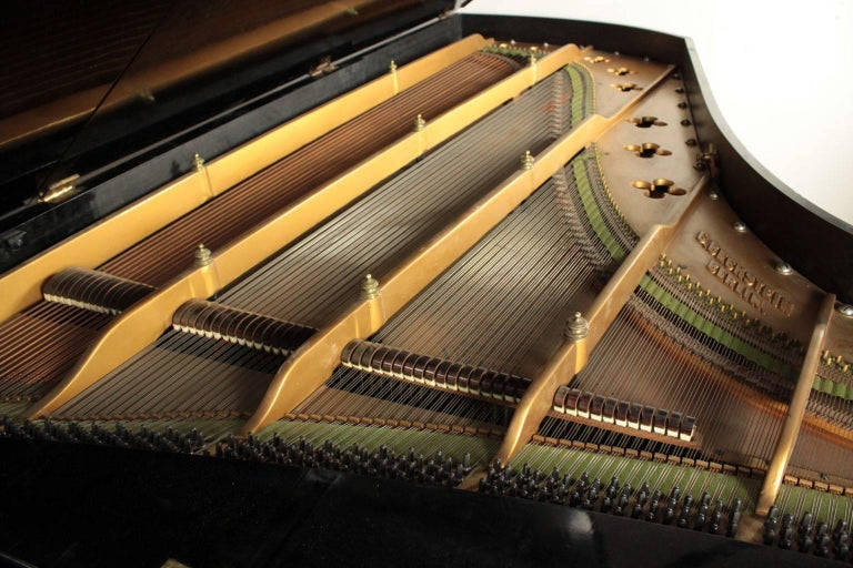 Bechstein Grand Piano Manufactured in Germany, 1878 For Sale 3
