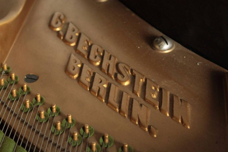 Bechstein Grand Piano Manufactured in Germany, 1878 For Sale 4