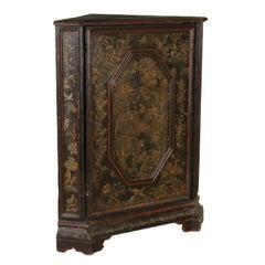 Chinoiserie Corner Cabinet