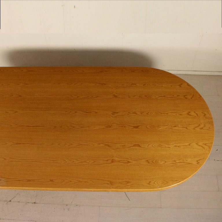 Large Table for McGuire Leather Bamboo Vintage USA, 1980s For Sale 2