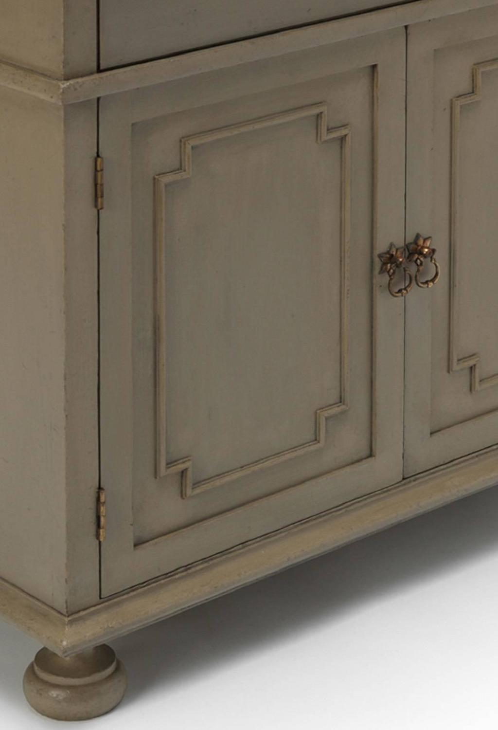 how to paint wood cabinets country house vanity for at 1stdibs 17242