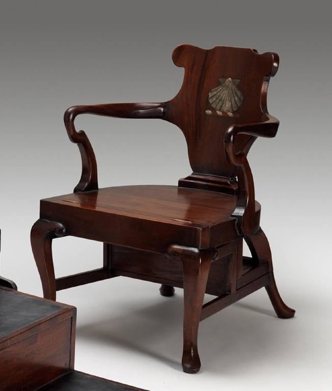 George I Metamorphic Chairs For Sale