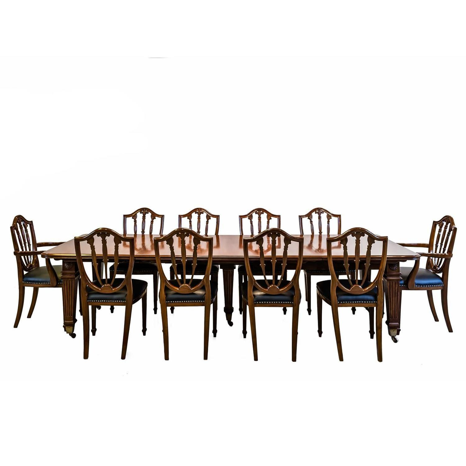 colonial dining table and chairs 28 images colonial  : AntqiueBritishcolonialteakwoodextendingdiningtablewithoriginal10chairslThePastPerfectCollectionlSingaporel294D1z from americanhomesforsale.us size 1500 x 1500 jpeg 108kB