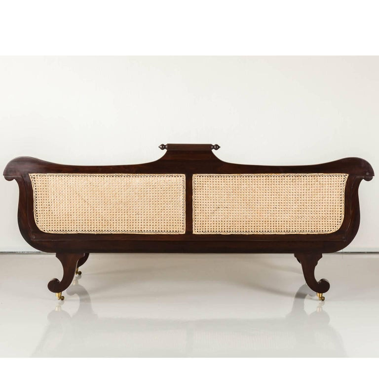 antique anglo indian or british colonial rosewood sofa at. Black Bedroom Furniture Sets. Home Design Ideas