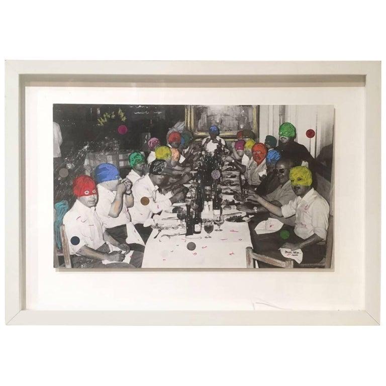 "Carmen Calvo, Mixed Media, Spain ""Untitled"", 2006"