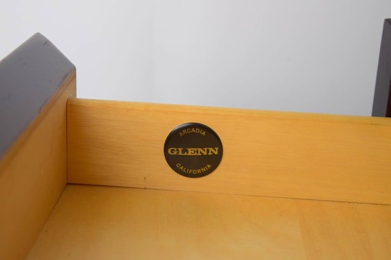 Milo Baughman Lingerie Chest for Glenn of California For Sale 4