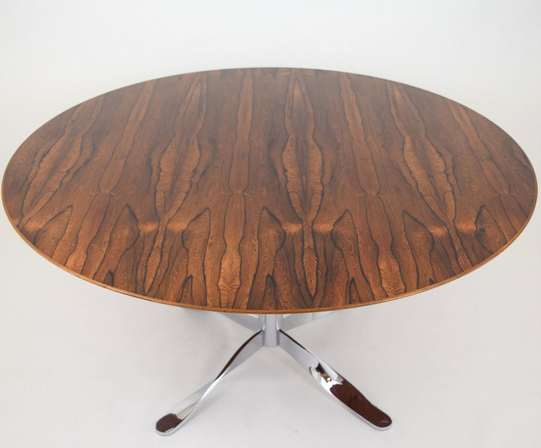 Mid-Century Modern Rosewood and