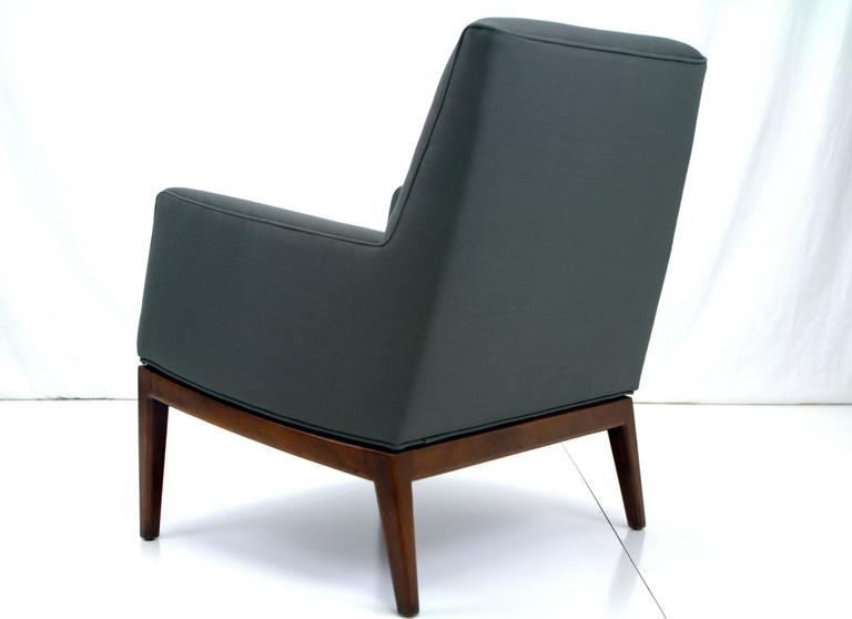 American Jens Risom Petite Lounge Chair For Sale