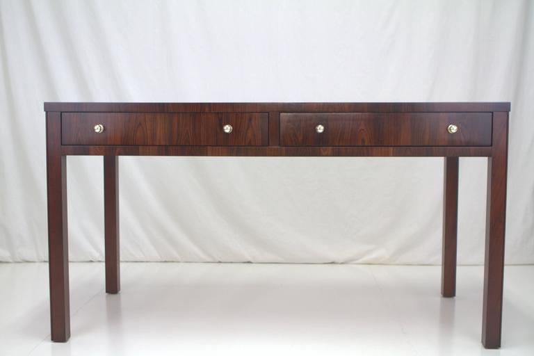 Elegant Contemporary Desk By Thomas O Brien For Hickory Chair No Longer In