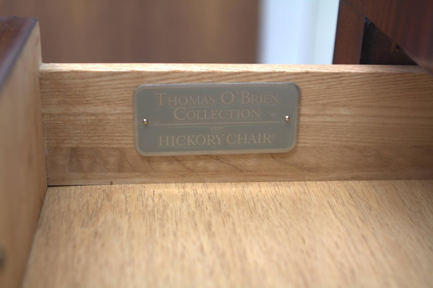 Keith Desk By Thomas O Brien For Hickory Chair At 1stdibs