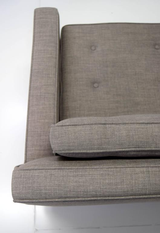Mid-Century Button Tufted Sofa in Paul McCobb Style 6
