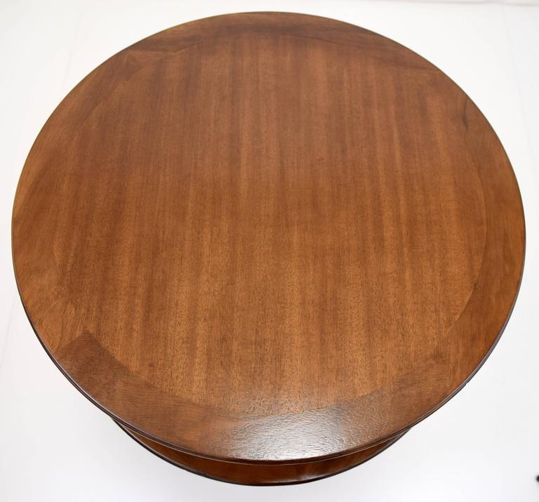Mid-Century Modern Edward Wormley Tiered Table for Dunbar For Sale