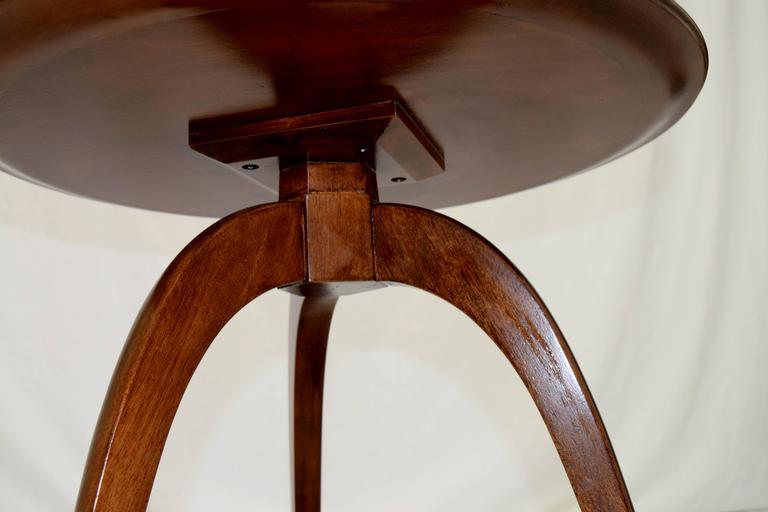 Mahogany Edward Wormley Tiered Table for Dunbar For Sale