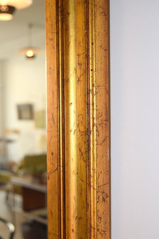 Hollywood Regency Gold Gilt Mirror 4