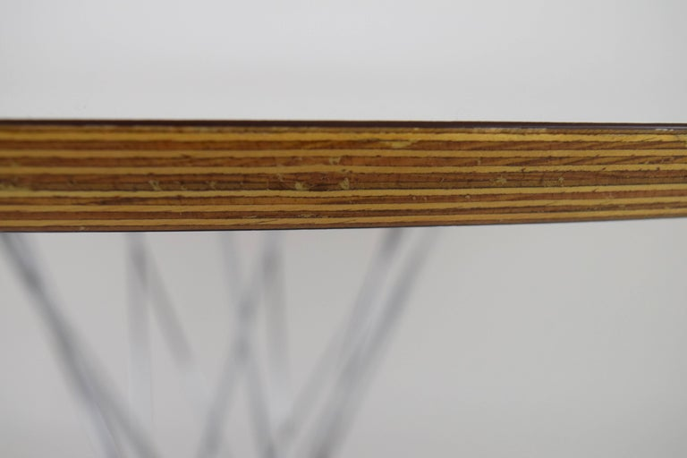 Mid-Century Modern Isamu Noguchi Cyclone Table for Knoll For Sale