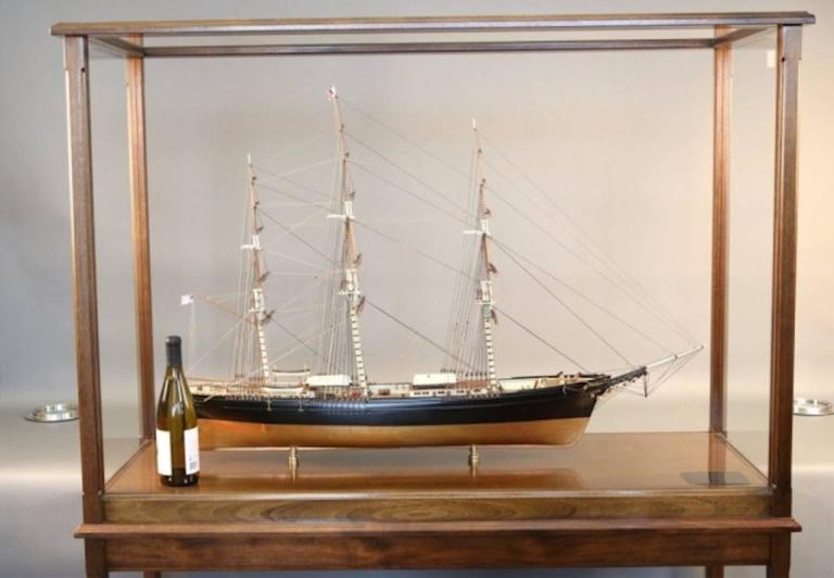 "Model of the Clipper Ship ""Flying Cloud"" For Sale 3"