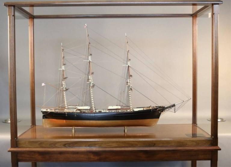 "Model of the Clipper Ship ""Flying Cloud"" For Sale 4"