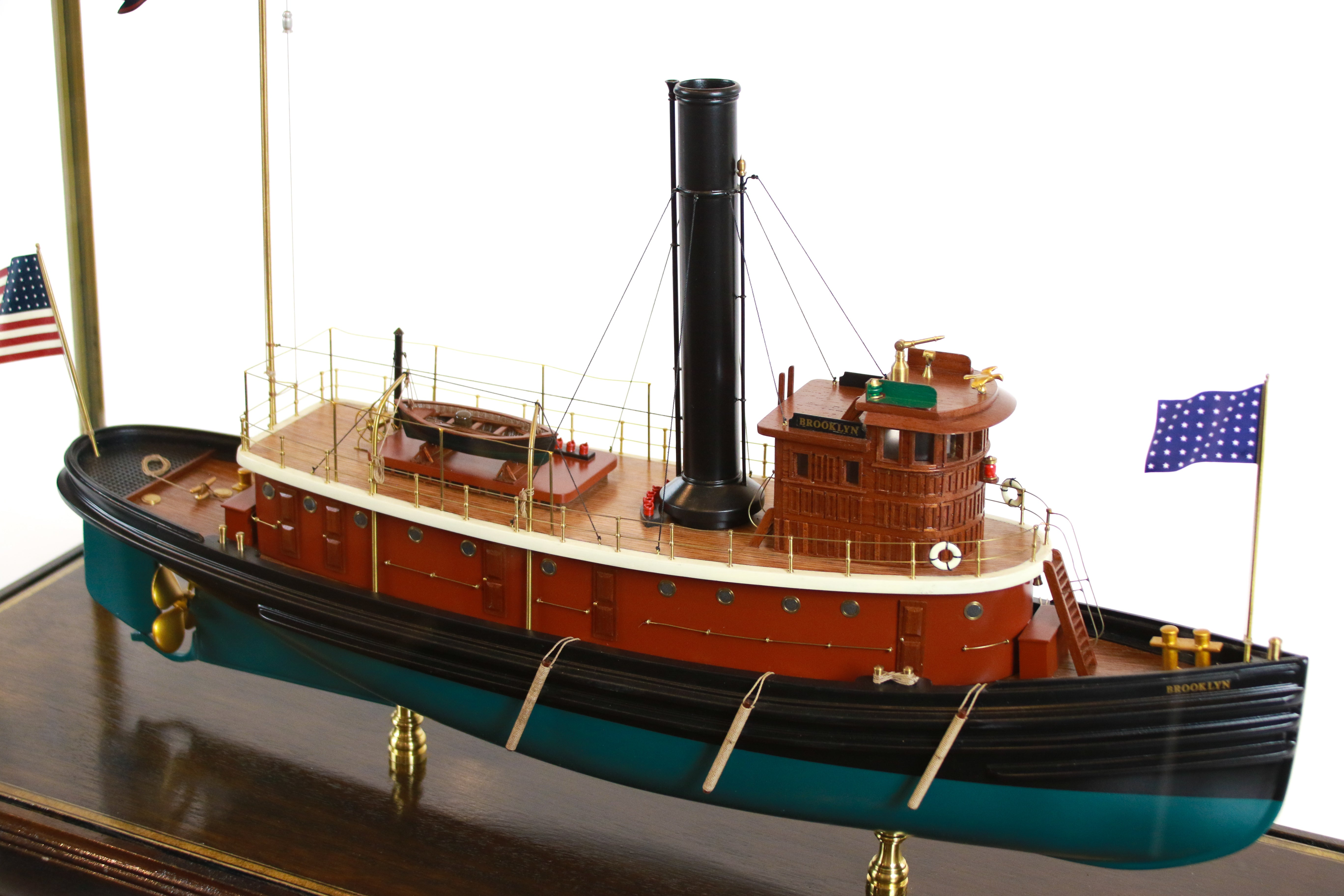 Brooklyn Tug Boat
