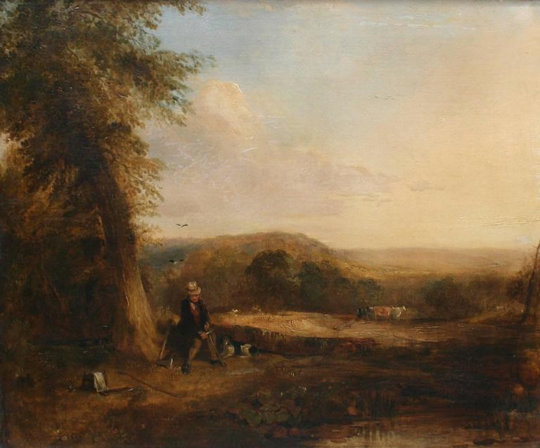 18th century art history essay During the 18th century,  the 19th century held many milestones for the history of landscape art as the industrial revolution altered the traditions of rural.