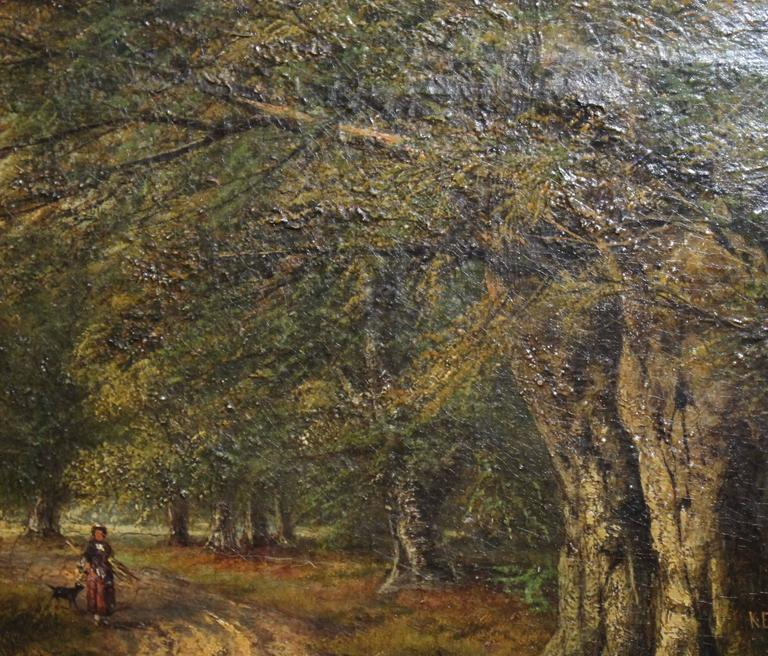 Painting Forest Sale
