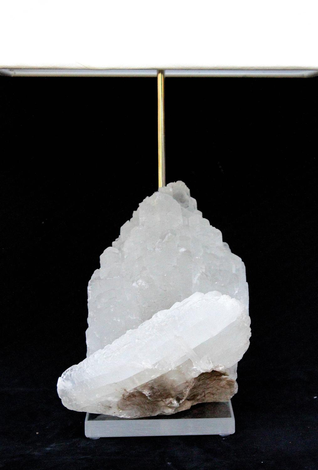 how to use selenite lamp