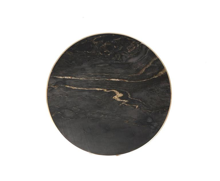 Fine contemporary table by Studio Gallet. 
