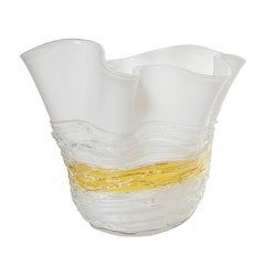 Murano Glass Vase by Camozzo