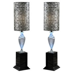 Crystal Amphora Floor Lamps FINAL CLEARANCE SALE