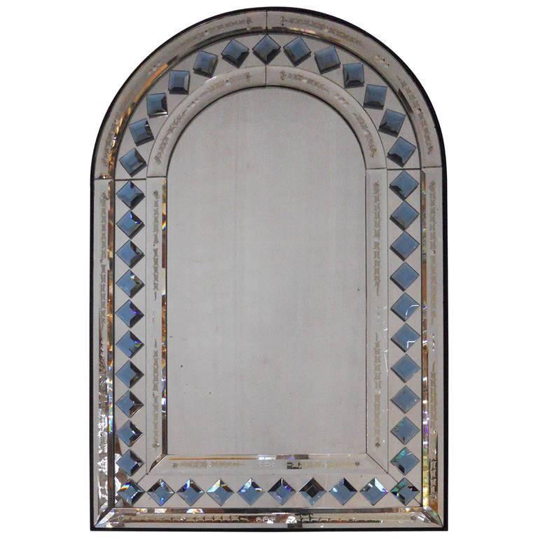 Italian Mid-Century Mirror