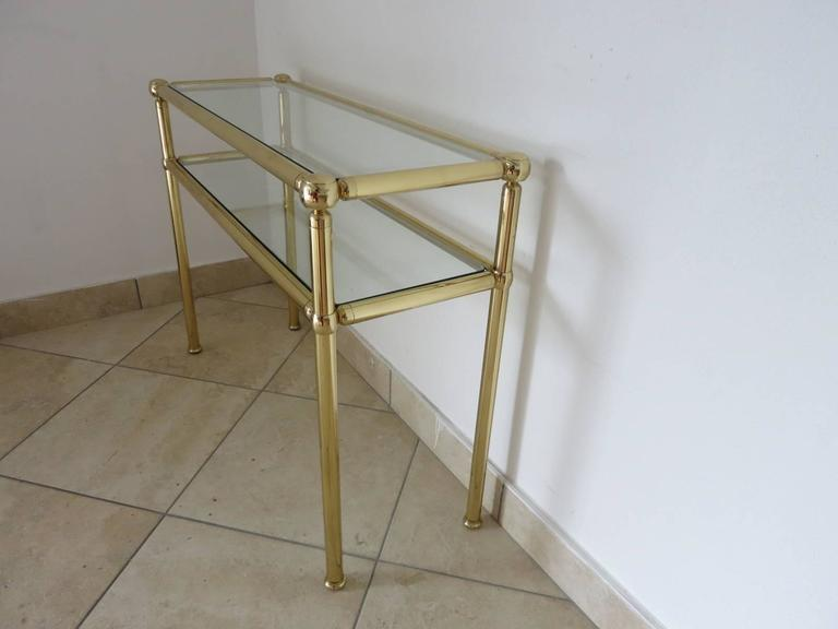 20th Century Italian Mid-Century Console Tables For Sale
