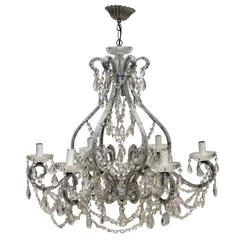 Italian Traditional Florentine Chandelier