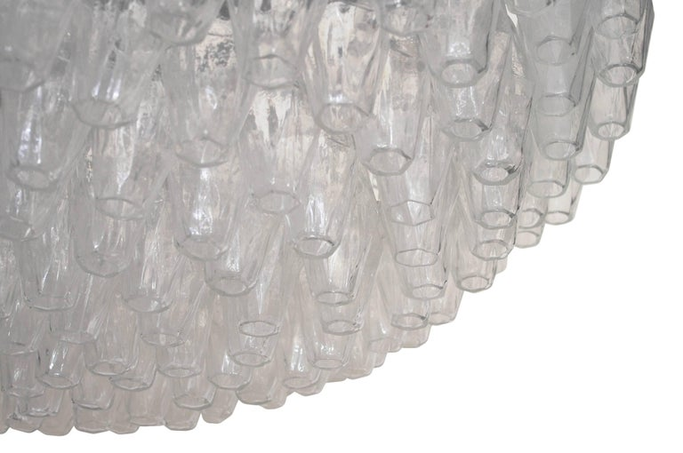 Poliedri Chandelier In New Condition For Sale In Palm Springs, CA