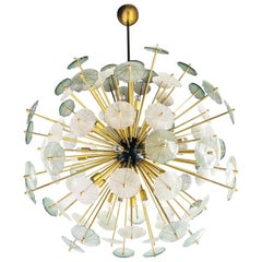 Large Parasole Sputnik Chandeliers by Fabio Ltd